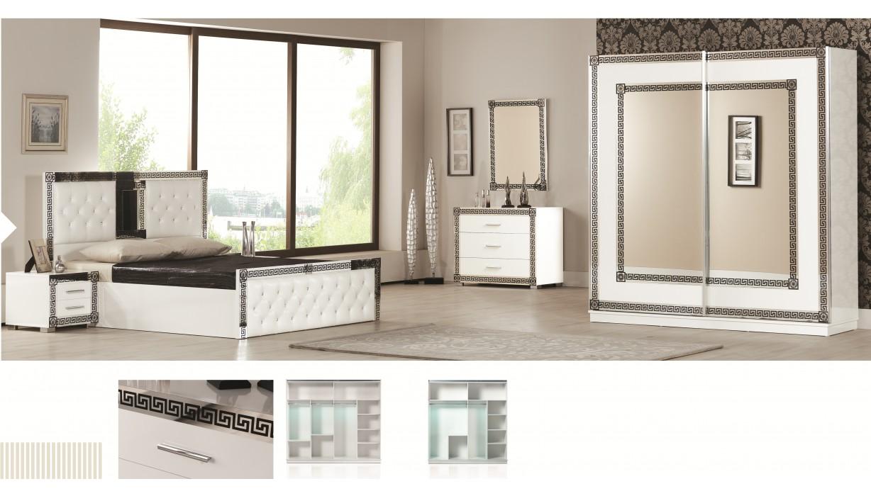 E-Versace Yatak Odası