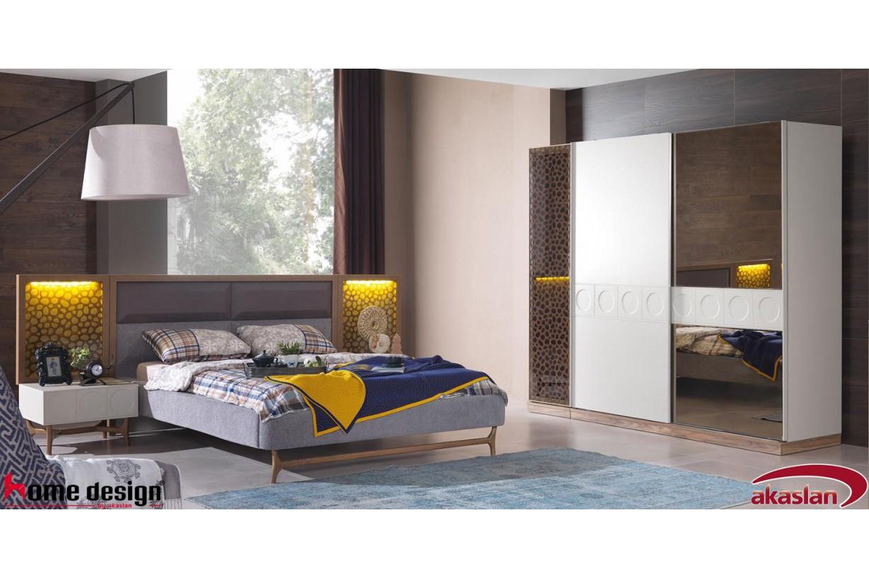 Pelit Yatak Odası