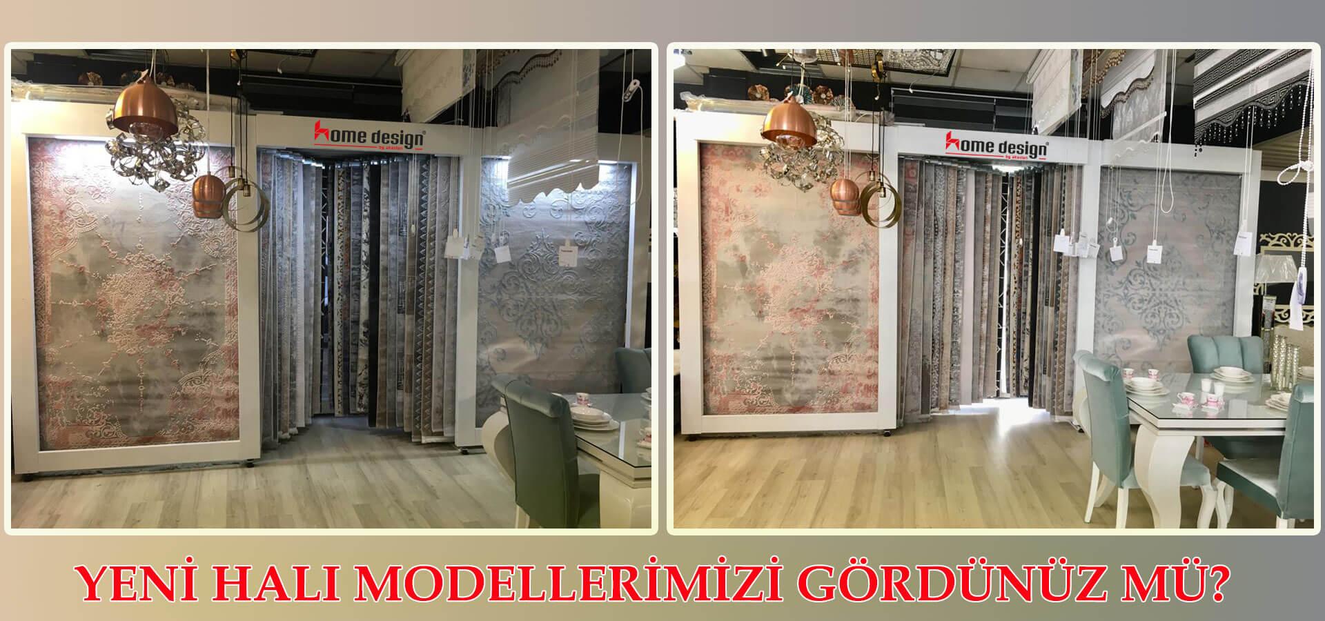 2019 Halı Modelleri AKASLAN MOBİLYA'da