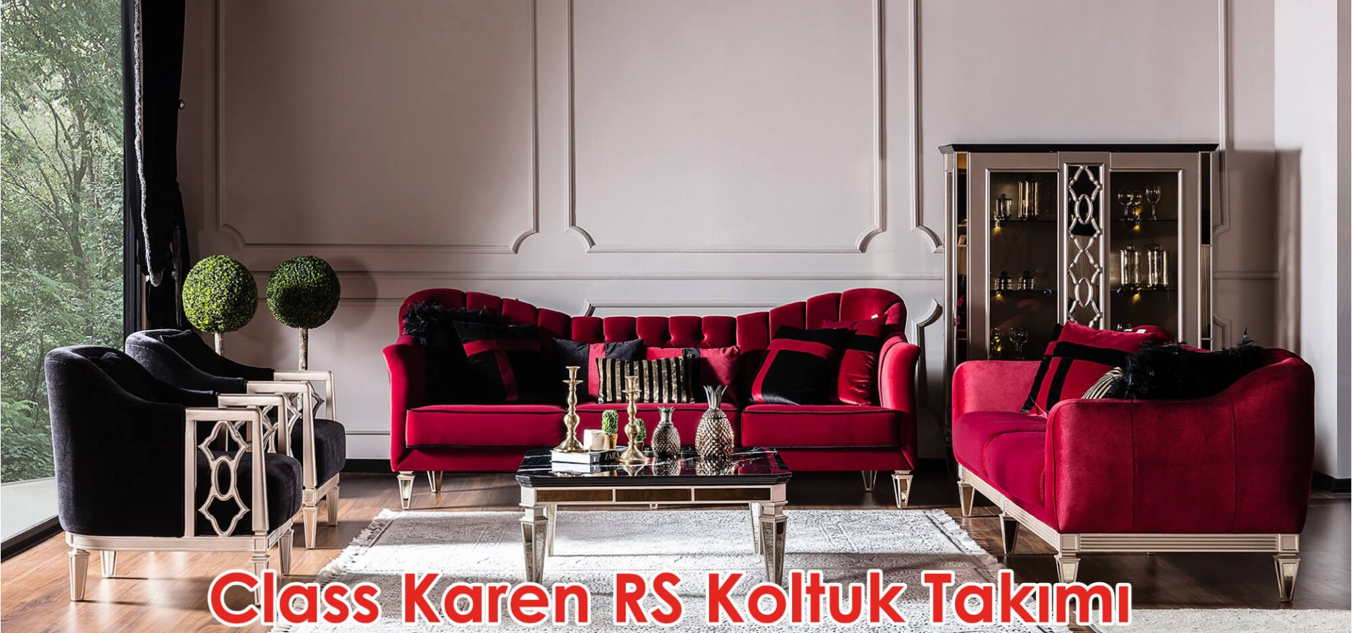 Class Karen RS Koltuk Takımı