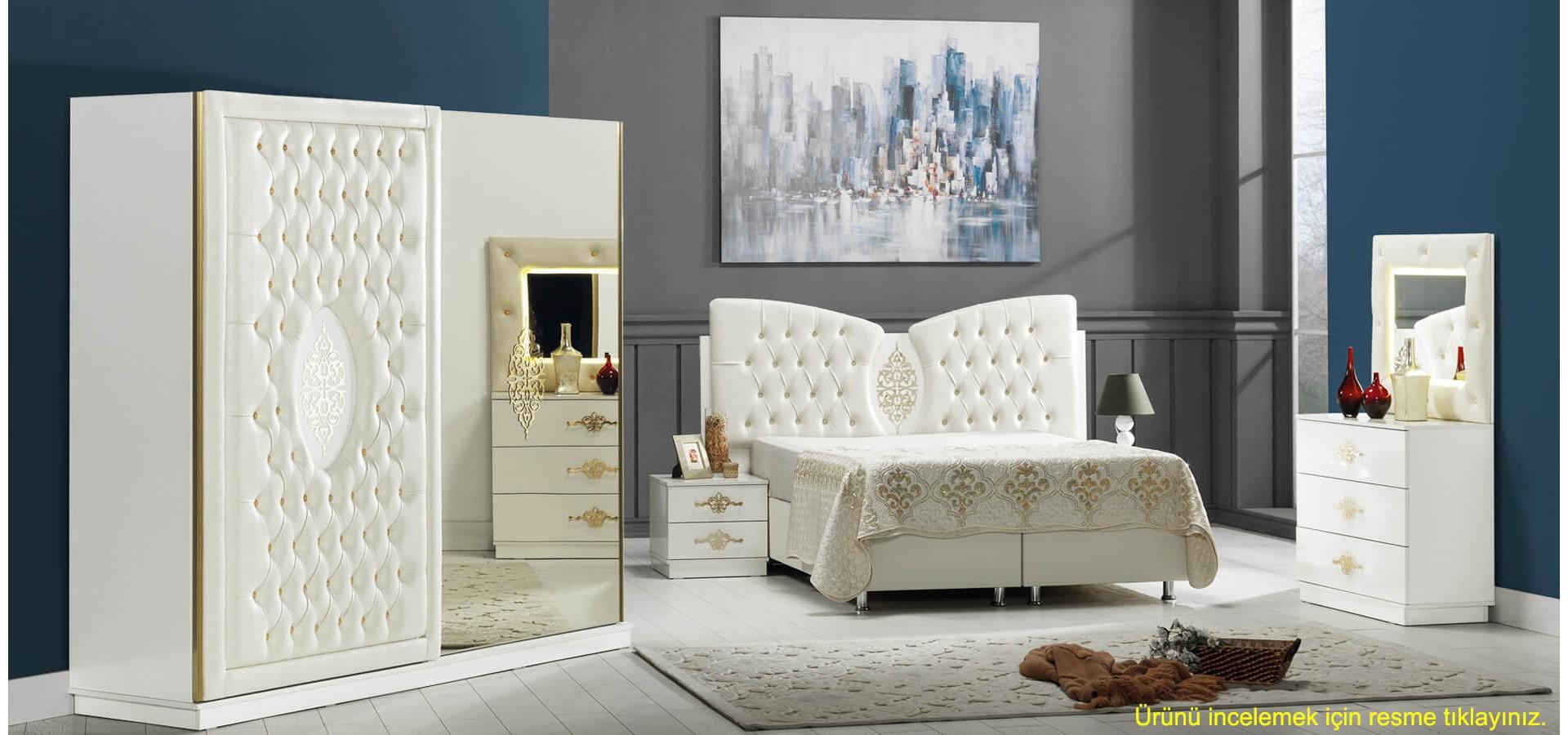 Resital Gold Yatak Odası