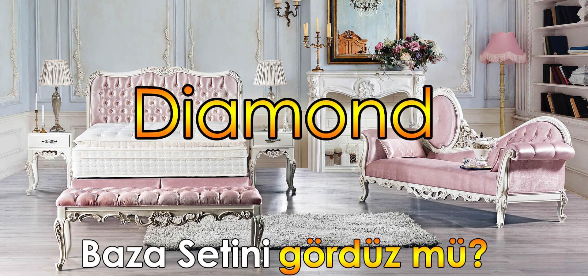 Diamond Baza Seti (160x200cm)
