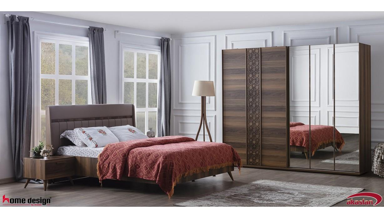 Mango Ceviz Yatak Odası