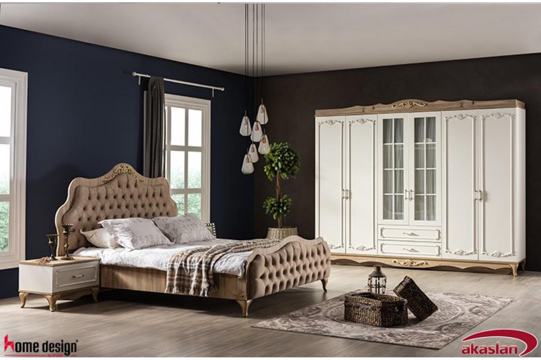 Rustik Yatak Odası