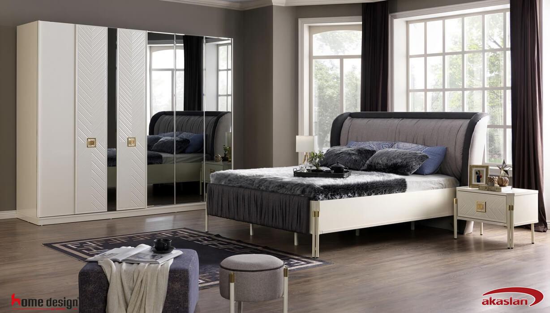 Terra Yatak Odası Beyaz