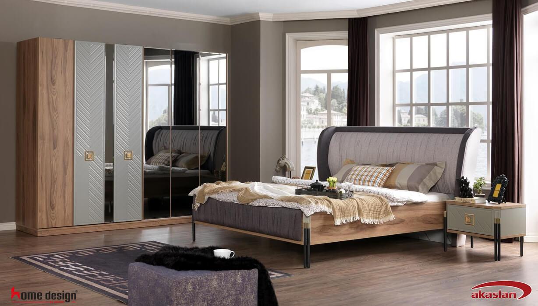Terra Yatak Odası Walnut