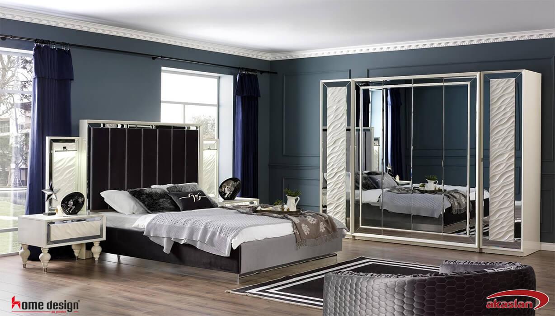 Zen Yatak Odası Beyaz