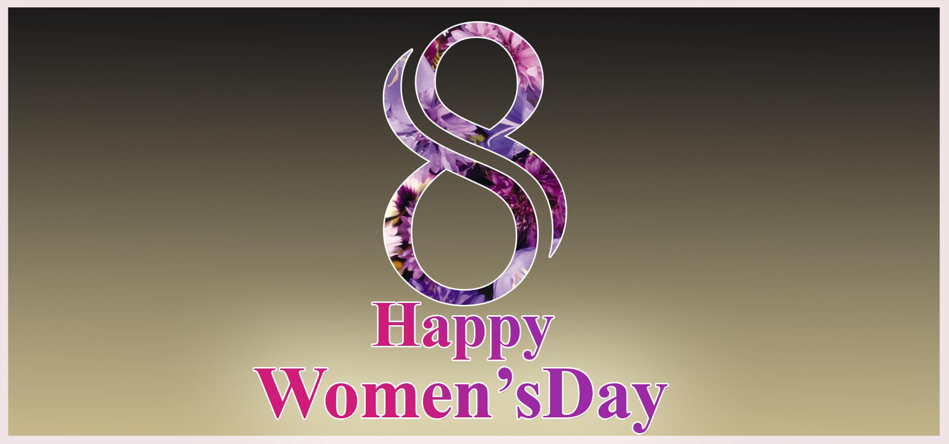 8 Mart Dünya Kadinlar Gününüz Kutlu Olsun