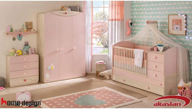 Cilek Baby Girl Bebek Odası