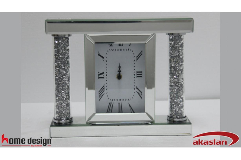 Aynalı Duvar Saati 5101