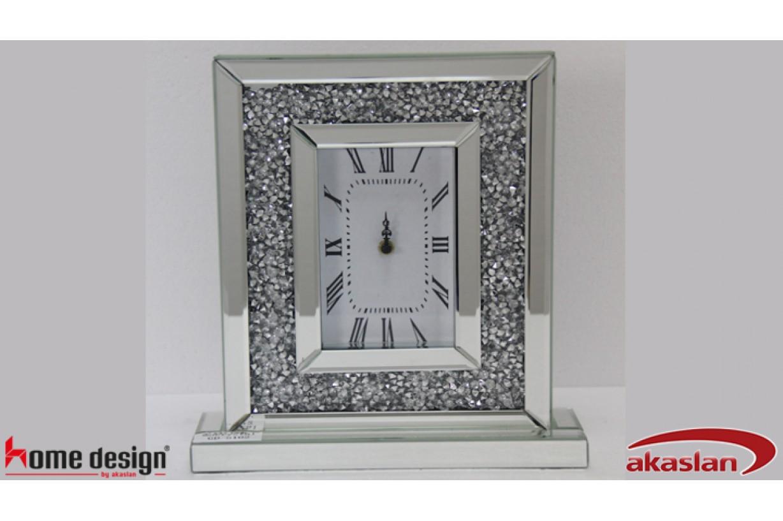 Aynalı Duvar Saati 5102