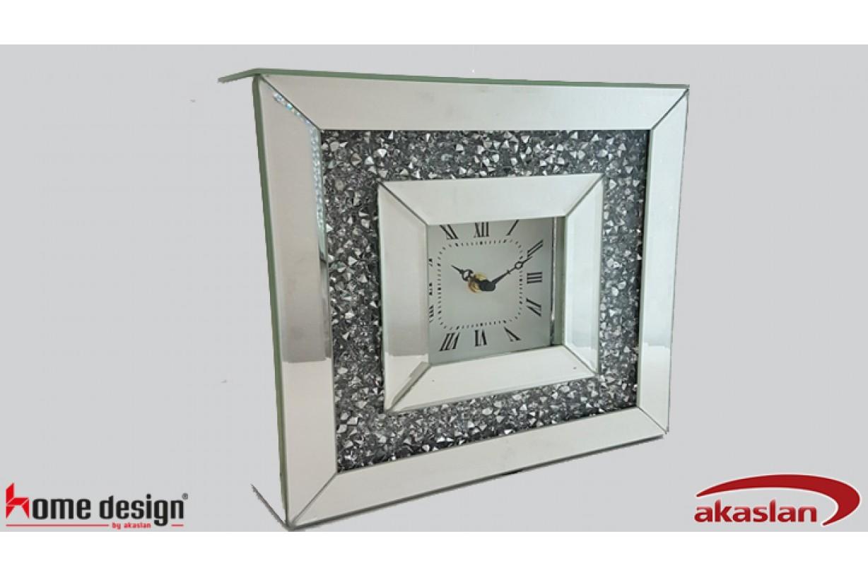 Aynalı Duvar Saati 5300Q