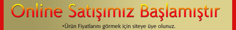 Online Satisimiz Baslamistir