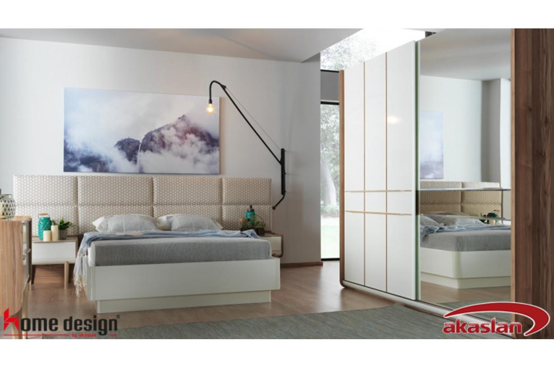 Gray Yatak Odası