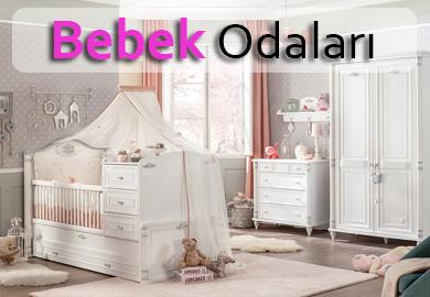 Genç ve Bebek Odaları Akaslan Mobilya Köln