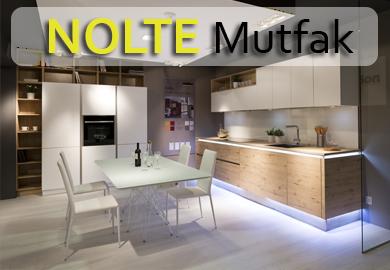 Nolte Mutfak Modelleri Akaslan Mobilya Köln